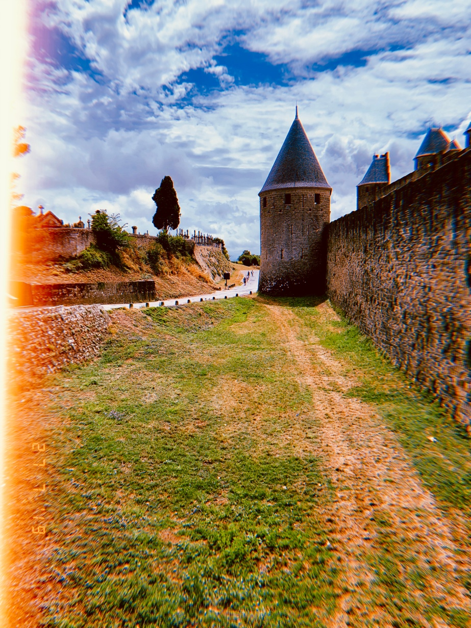 Carcassonne France medieval fortress