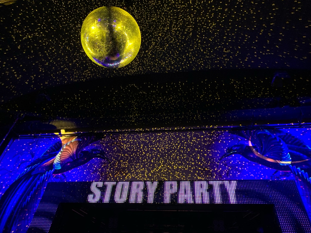 Story Party Zurich